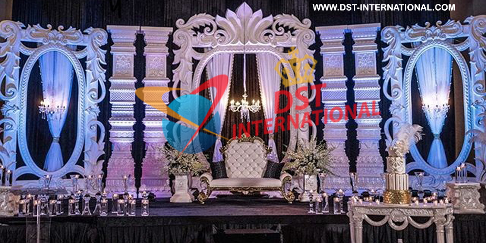 Wedding Grand Panels Stage Dst International