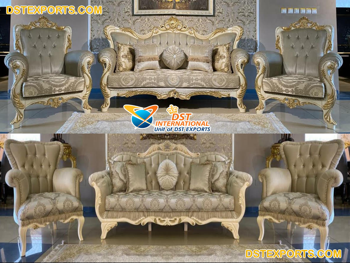 Luxury Living Room Furniture Sofa Set Dst International